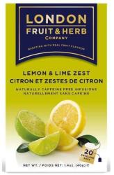 London Fruit & Herb Company Citrom-Lime 20 filter