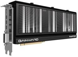 Gainward GeForce GTX 980 Phantom 4GB GDDR5 256bit PCI-E (426018336-3378)