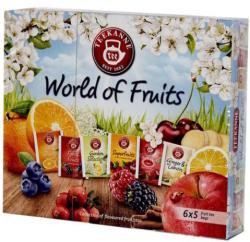 TEEKANNE World Of Fruits teaválogatás 6x5 filter