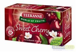 TEEKANNE Édes Cseresznye Tea 20 filter