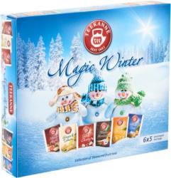 TEEKANNE Magic Winter tea válogatás 6x5 filter