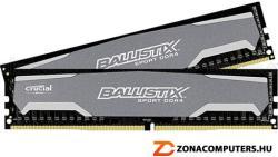 Crucial 16GB (2x8GB) DDR4 2400Mhz BLS2C8G4D240FSA