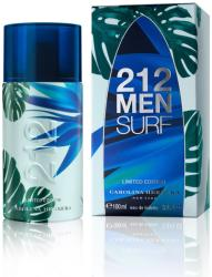 Carolina Herrera 212 Surf for Men EDT 100ml Tester