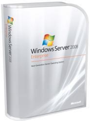 Microsoft Windows Server 2008 R2 Enterprise Edition (10 CAL) 589257-B21
