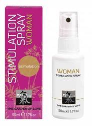 Shiatsu női vágyfokozó spray 50 ml