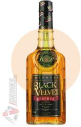 Black Velvet 8 Years Reserve Whiskey 1L 40%