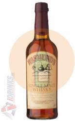 WASMUND'S Single Malt Whiskey 0,7L 48%