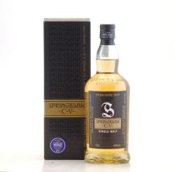 SPRINGBANK CV Whiskey 0,7L 46%