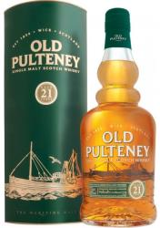 OLD PULTENEY 21 Years Whiskey 0,7L 46%