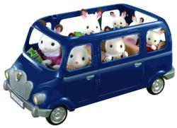 Sylvanian Families Hétüléses csládi autó