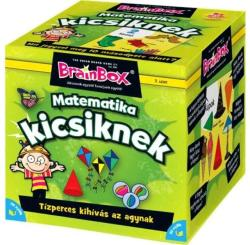 The Green Board Game BrainBox - Matematika kicsiknek