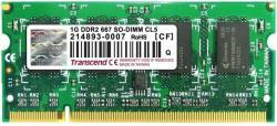 Transcend 1GB DDR2-667MHz TS128MSQ64V6U