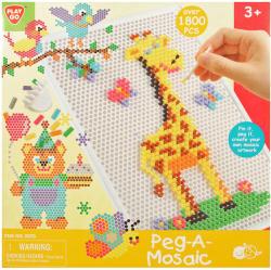 Playgo Mozaik kirakójáték 1800 darabos (PLAYGO-02070-0)