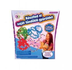 Creative Kids Csillogó ékszerek - tündöklő gyűrűk