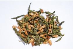 Shirinda Genmaicha szálas 50 g