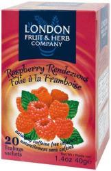 London Fruit & Herb Company Málna Tea 20 filter
