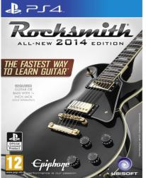Ubisoft Rocksmith 2014 [Tone Cable Edition] (PS4)