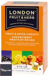 London Fruit & Herb Company Fűszeres Gyümölcstea 20 filter