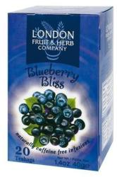 London Fruit & Herb Company Kékáfonya Tea 20 filter