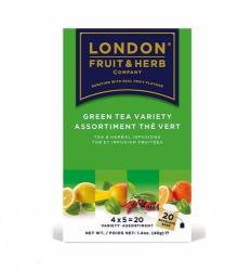 London Fruit & Herb Company Zöld Tea Vegyesen 20 filter