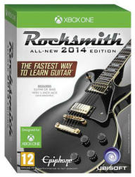 Ubisoft Rocksmith 2014 [Tone Cable Edition] (Xbox One)