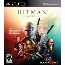 Square Enix Hitman HD Trilogy [Classics HD] (PS3)