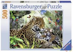 Ravensburger Jaguár kölyök 500 db-os (14486)