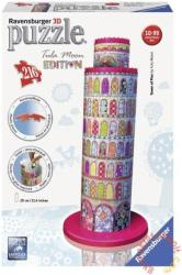 Ravensburger 3D Puzzle - Tula Moon Edition Pisai ferde torony 216 db-os (12568)