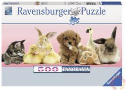 Ravensburger Állati barátok 500 db-os (14801)
