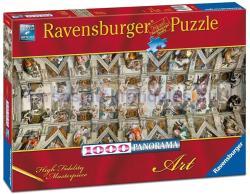 Ravensburger Sixtus-kápolna 1000 db-os (15062)