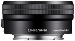 Sony SEL-P1650. AE 16-50mm f/3.5-5.6