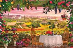 Clementoni Romantikus Olaszország: Toszkána 1000 db-os (39260)