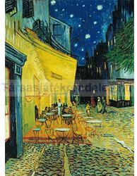Clementoni Van Gogh: Éjjeli kávézó 1000 db-os (31470)