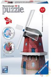Ravensburger 3D puzzle - Szélmalom 216 db-os