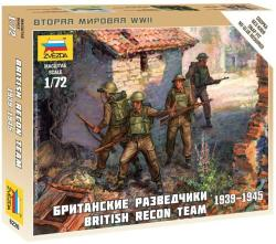 Zvezda British Recon Team 1/72 6226