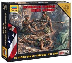Zvezda American Machine gun Browning Mini-kits Modern 1/72 7414