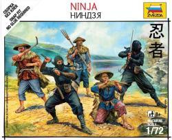Zvezda Ninja 1/72 6406