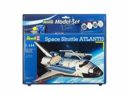 Revell Space Shuttle Atlantis Set 1/144 64544