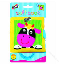 Galt Rágókás textilkönyv - Farm (FO-20GLT4069)