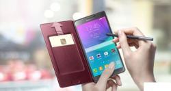 Samsung Flip Cover Galaxy Note 4 EF-WN910B