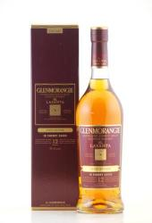 Glenmorangie 12 Years Lasanta Sherry Whiskey 0,7L 43%
