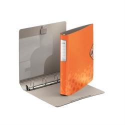 Leitz Active Bebop Gyűrűs könyv 4 gyűrű 52 mm A4 PP narancssárga (42360045)