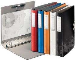 Leitz Active Bebop Gyűrűs könyv 4 gyűrű 52 mm A4 PP fehér (42360001)