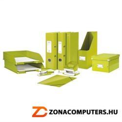Leitz Wow Gyűrűs könyv 2 gyűrű 40 mm A4 karton zöld (42410064)