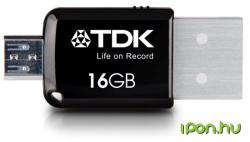 TDK 2in1 Mini 16GB USB 2.0 T79276