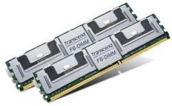Transcend 2GB (2x1GB) DDR2 533MHz TS2GDL5402