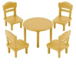 Sylvanian Families Asztal és szék szett