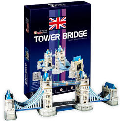 CubicFun Tower Bridge 3D puzzle 41 db-os (C702H)