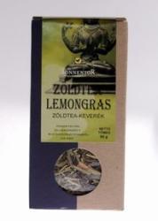 SONNENTOR Lemongras Zöld Tea 90 g