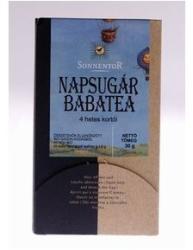 SONNENTOR Napsugár Baba Tea 20 filter